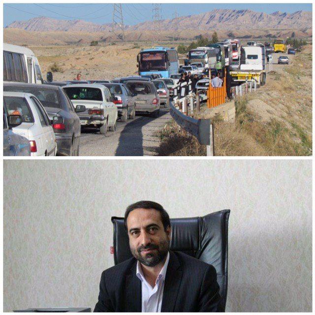 ? آغاز عملیات اجرایی تقاطع غیر همسطح صالح آباد در محور ایلام- مهران