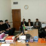 انتخابات هیات رئیسه شورای اسلامی استان ایلام