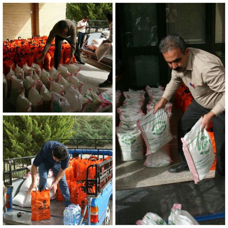  پالایشگاه گاز ایلام به پویش همدلی و کمک های مومنانه استان پیوست