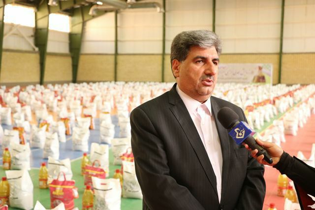  رزمایش «همدلی برای ایران همدل» توسط کمیته امداد منطقه ۲ ایلام برگزار شد.