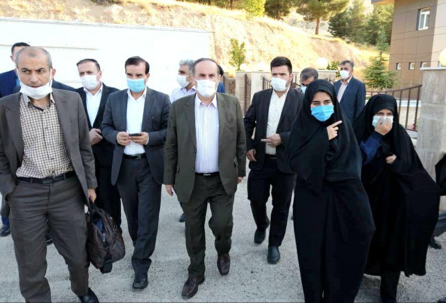 سفر اعضای کمسیون های مجلس شورای اسلامی به ایلام