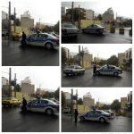 اعمال محدودیت ترافیکی و منع تردد در معابر درونشهری ایلام