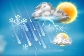 سامانه بارشی جدید از روز پنجشنبه واردایلام می شود