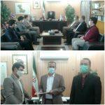 رئیس جدید اداره فرهنگ و ارشاد اسلامی مهران منصوب شد