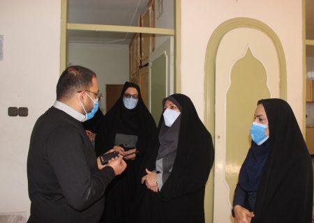 افتتاح اولین کمپ بانوان استان در دهه فجر