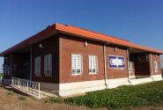 افتتاح کتابخانه عمومی شهدای برکت دشت عباس
