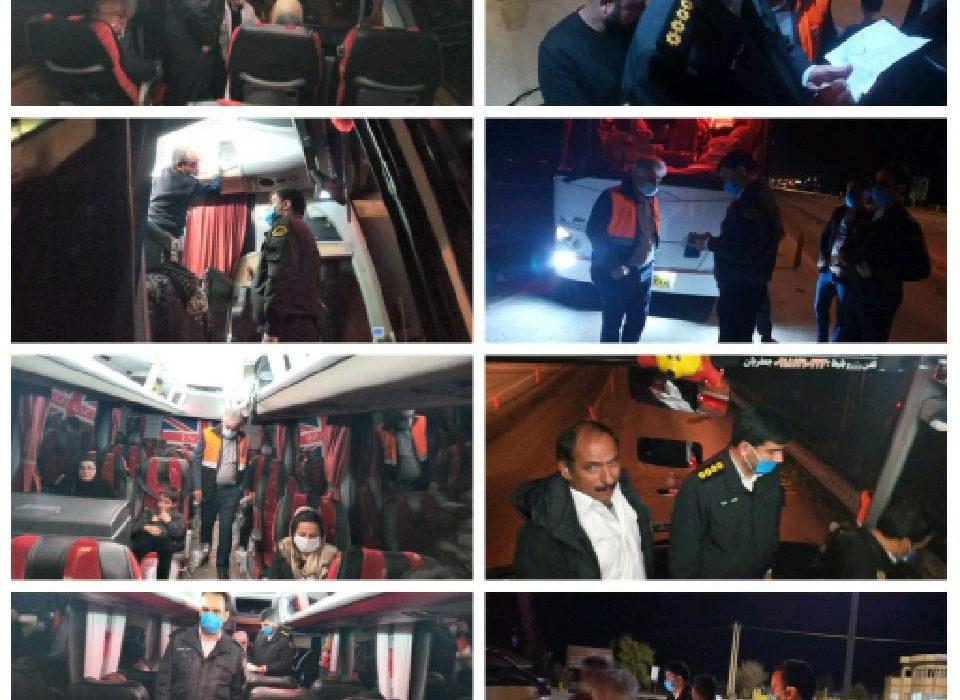 ارائه خدمات به بیش از ۴ هزار نفر راننده ناوگان مسافری در ایلام