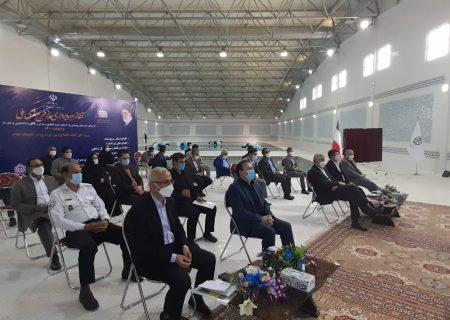 افتتاح ۸ پروژه دانشگاه ایلام توسط رئیس جمهور