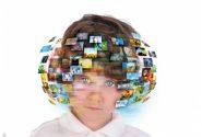 موشن گرافیک #فضای مجازی ; کودکان، گمشدگان سرزمین لایک و کامنت
