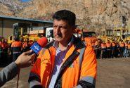 ازابتدای سال تا کنون ۱۸۸هزار مسافر در استان جابجا شده است