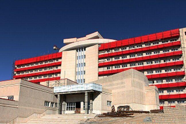 روند تکمیل و راهاندازی بیمارستان ۳۷۶ تختخوابی رازی ایلام از وضعیت مناسبی برخوردار است