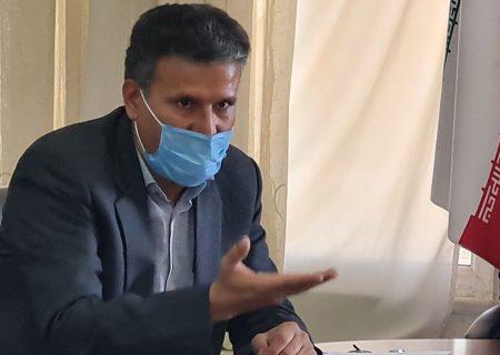 در پیک پنجم کرونا بیش از ۲۸۰۰نفر در مراکز درمانی استان بستری شدند